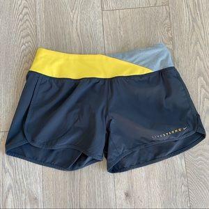 Nike Livestrong Dri-Fit Training Shorts Size S